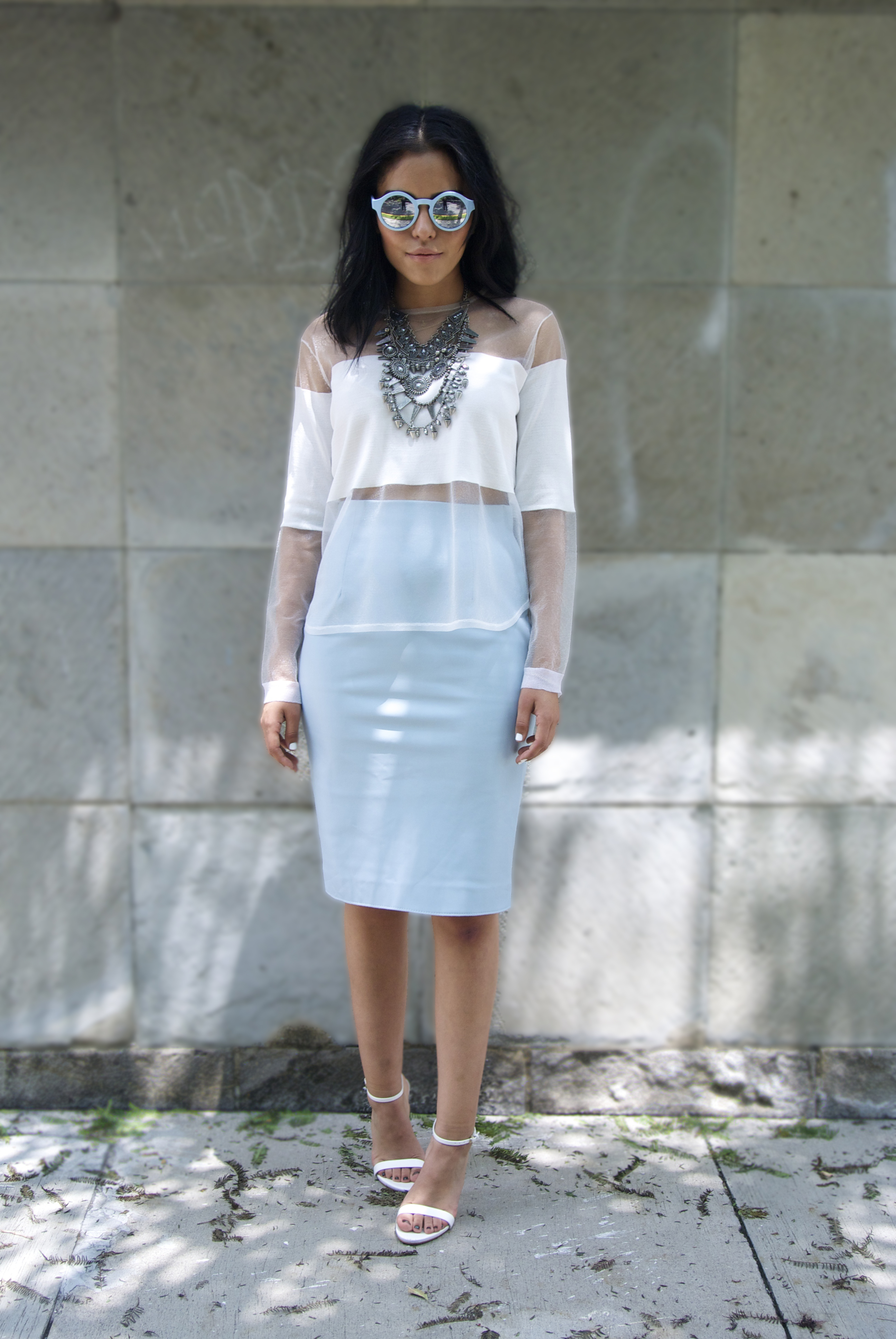 Baby Blue – Style Ambitions