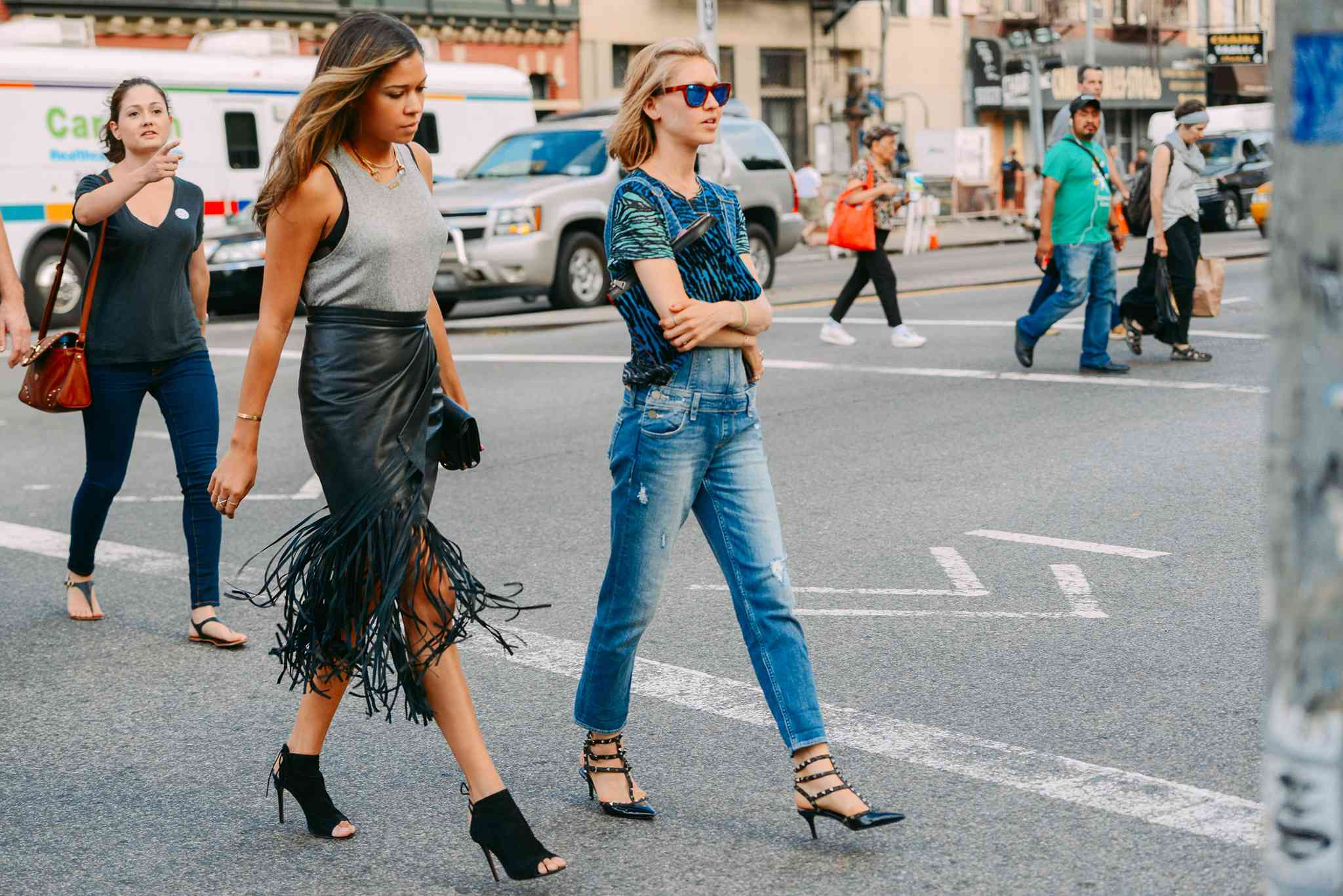 Nyfw Street Style Ss15 Style Ambitions